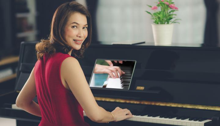 Piano Classes Record & Replay Classes