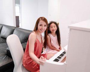 Piano lesson(Casual)