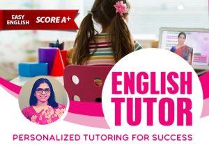 Easy ENGLISH… Score A+